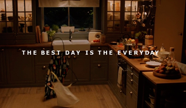 «The best day is the everyday»: новое видео от ИКЕА